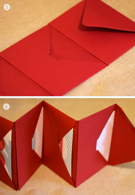 Origami Envelope A3 Paper
