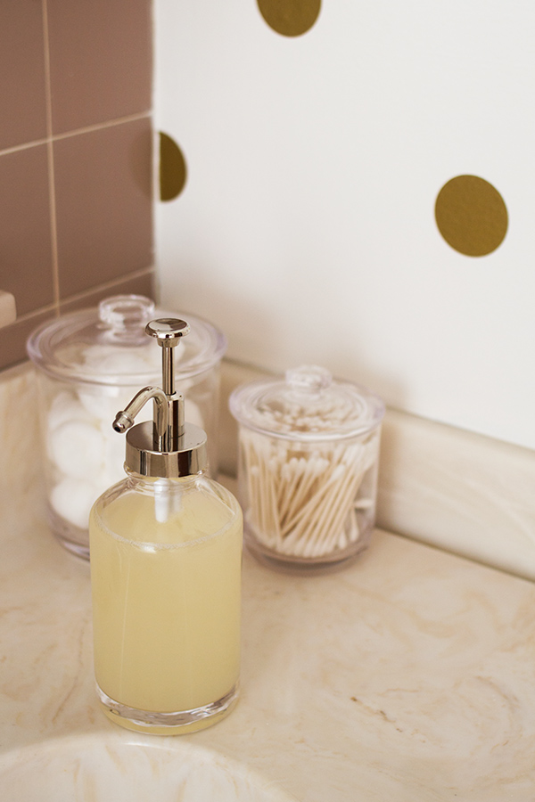 How To Make Your Own Liquid All Natural Soap